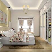 温馨轻快的卧室展示