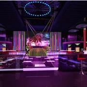 酒吧舞台灯光布置