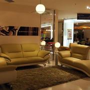 人性化的客厅沙发欣赏