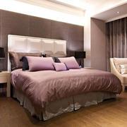 浪漫的精致卧室