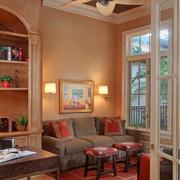 具有鲜明特点的客厅