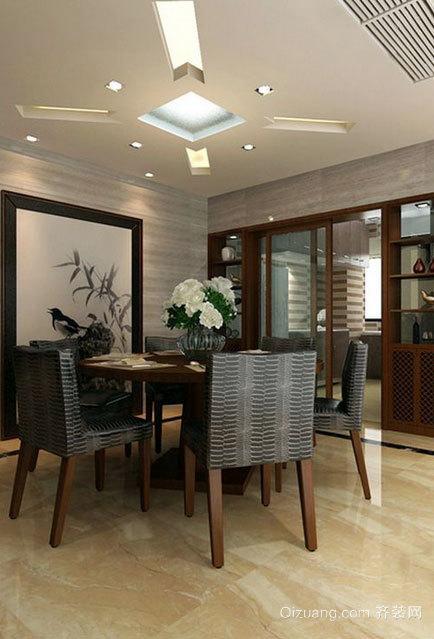 2015环境优雅的现代厨房推拉门效果图大全