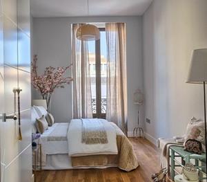 科技感十足的都市风格卧室装修设计图片大全