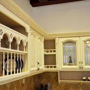 非常流行的家居厨柜