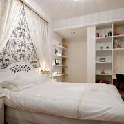 卧室床头壁纸展示