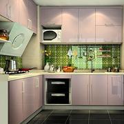 家居时尚别墅厨房