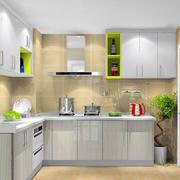 厨房整体时尚橱柜