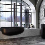 别墅个性时尚浴室