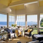 海边复式楼大阳光房