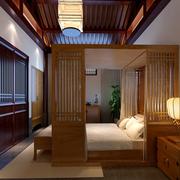 日式风格的卧室欣赏