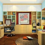 10平米的家居书房