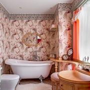 卫浴间墙贴花色展示