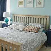 小户型卧室简欧床头柜