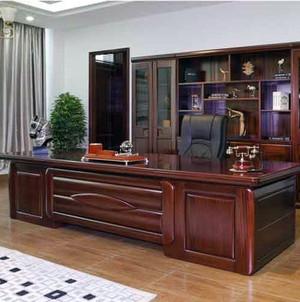 中式风格稳重办公桌