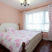 甜美公主范的卧室