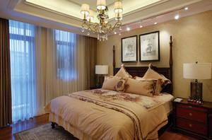 人见人爱的美式风格卧室装修设计图片大全