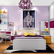 女性柔美的小卧室