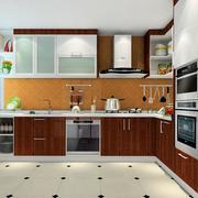 厨房精巧橱柜图