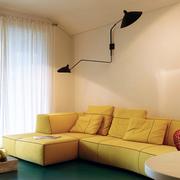 家居温馨客厅沙发