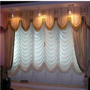 地中海欧式窗帘