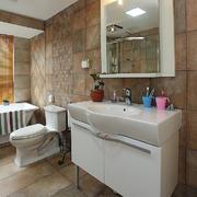 婚房卫生间浴室柜欣赏