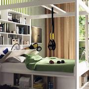 卧室时尚现代装饰