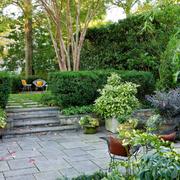 别墅露台绿化