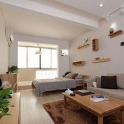 公寓客厅沙发展示