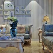 家居客厅沙发装饰画装饰