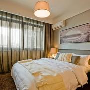 卧室遮阳挡光窗帘欣赏