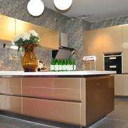 精致小厨房橱柜欣赏