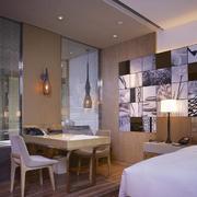 酒店卧室装饰画