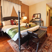 家居卧室美式设计