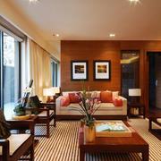 奢华平房客厅