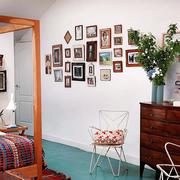 家居时尚照片墙展示
