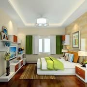 温馨简约小卧室
