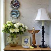两室一厅盆栽放置