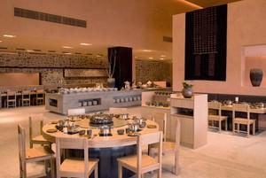 颇具异国风情的云南香格里拉商务酒店装修效果图