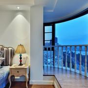 家居卧室飘窗欣赏