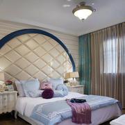 高贵气质的卧室