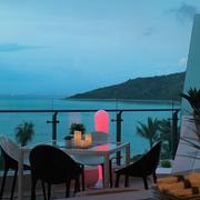 别墅海景阳台