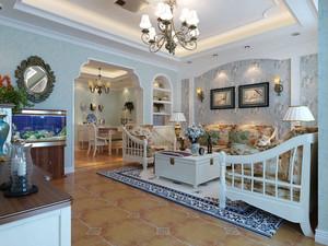 别墅客厅展示