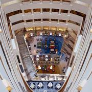酒店俯视图欣赏