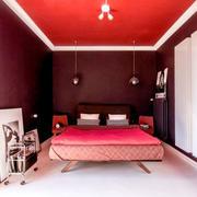 公寓卧室温馨设计
