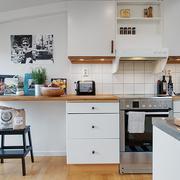 家居厨房装饰画展示