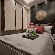 卧室温馨中式风格
