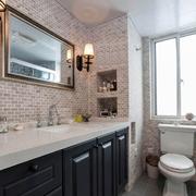 家居卫生间大浴柜展示