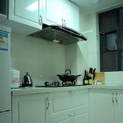 房屋厨房展示