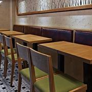 餐厅餐桌椅展示