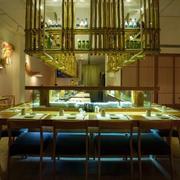 餐厅吧台设计